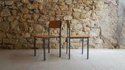 1 v 50 Stühle industrial