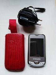 Samsung GT S3700 silber