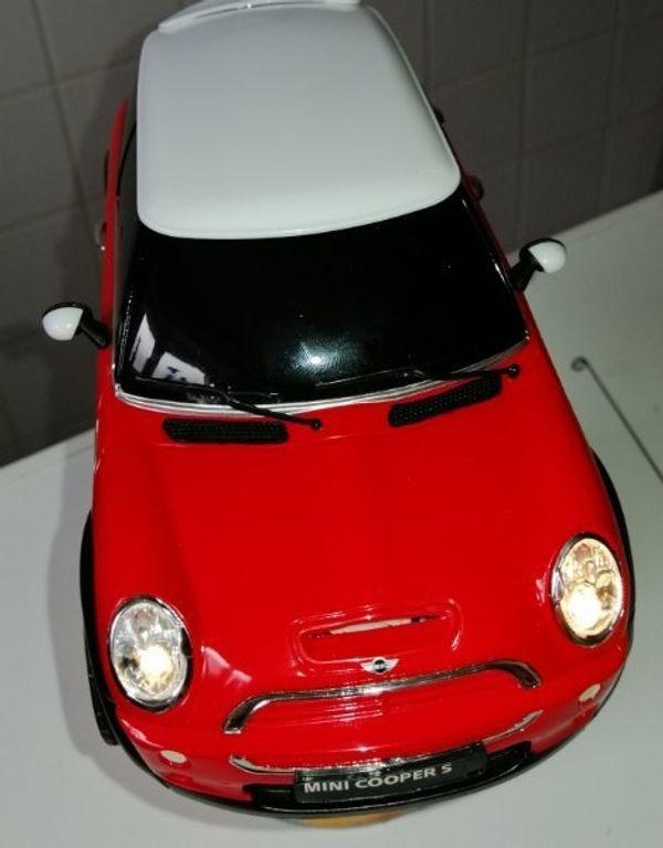 NEU Mini Cooper S mit