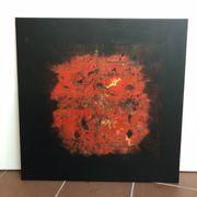 Bild Acryl auf Leinen 70x70cm