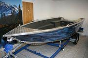 Aluminiumboot Brema 480V Fishing Pro