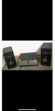 Akustik- Steffens Verstärker SB-CH7 Lautsprecher