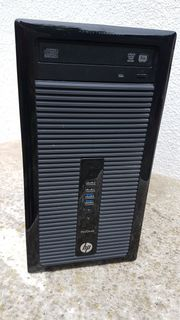 HP OFFICE PC Intel Pentium