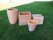 Keramik Töpfe