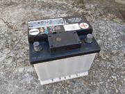 gute Gebrauchte Autobatterie 44Ah