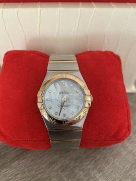 Uhren - Omega Constellation 31mm Damen Armbanduhr
