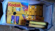 33 VHS Videokassetten Kodak 240e