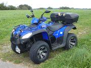 Quad kymco MXU 500 2WD