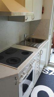 Küche zum Selbstabbau ohne Kühlschrank