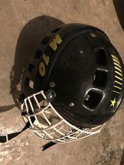 Einhockey Helm Hockey Helm Kinder