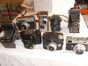 alte Kameras 25 Stück und