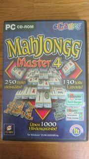 MahJongg Master 4 PC 2002