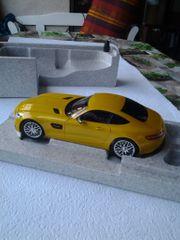 Automodell Merc -Benz AMG GT-S