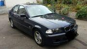 BMW 323i - E46