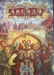 Archon Glory and Machination Kickstarter