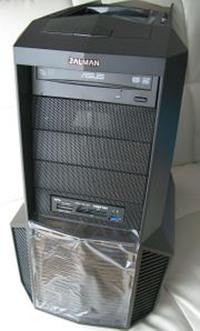 PC Komplettsystem Zalman Gladiator WLAN