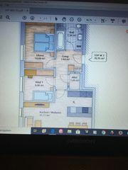 Vermiete eine exclusive 3 Zimmer-Wohnung