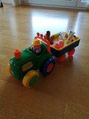 Besttoy - Traktor mit Anhänger und