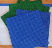 LEGO Platten Bauplatten 7 St