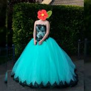 Abend Kleid Henna Kleid Prinzessin