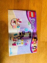 Lego Friends 4115 Emmas Erfinderwerkstatt