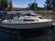 Segelboot zu verkaufen TOP ZUSTAND