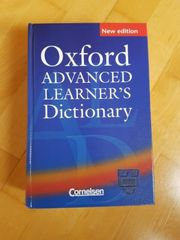 Oxford Advanced Learner s Dictionary