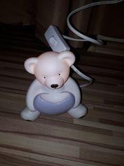 Teddybären Lampe