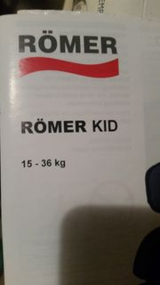 Römer Kinder Autositze
