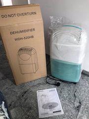 Luftentfeuchter Bautrockner 20L Tag Aktobis