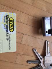 EVVA Sicherheitsschlösser Haus-u Garage
