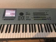 Yamaha Motif XS7 Synthesizer 1