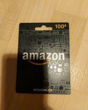 Amazon Gutschein 4x 100EUR