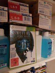 neues XBox360 Spiel Aliens Colonial