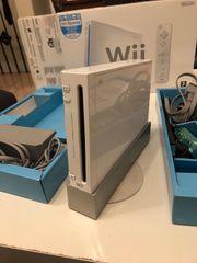 Wii Konsole mit OVP
