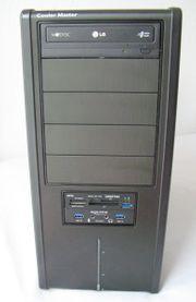 PC Multimedia Komplettsystem CoolerMaster WLAN