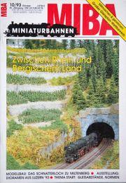 Miba Miniaturbahnen 10 93 leichte