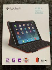 Logitech Tastatur für iPad Air