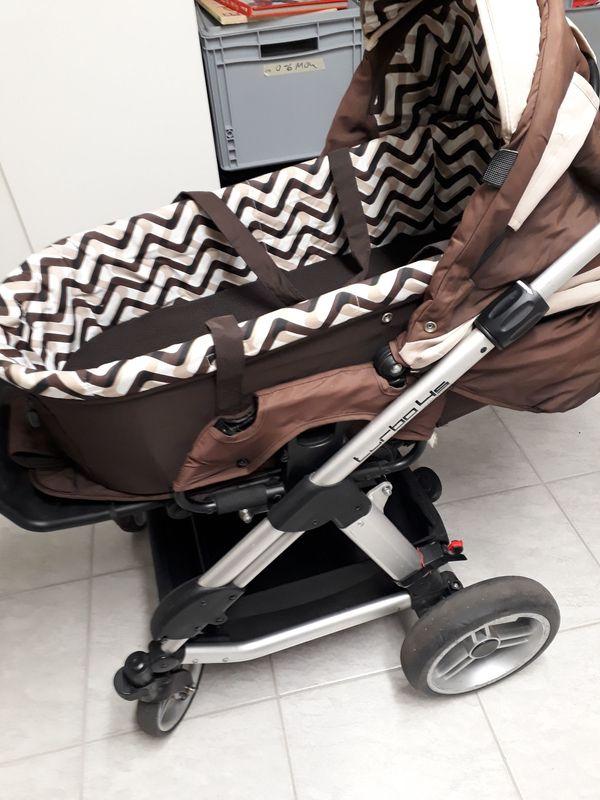 Kombi-Kinderwagen von ABC-Design