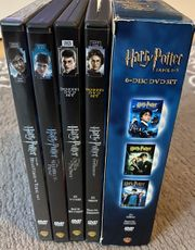 Harry Potter DVD BOX weitere