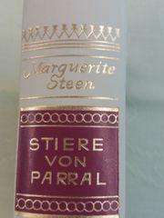 Stiere von Parral - Marguerite Steen