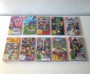 Nintendo Switch Spiele Neu Ovp