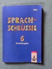Sprachschlüssel Grundausgabe und Ausgabe 6