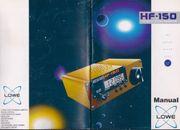 Lowe HF-150 Communikations Receiver mit
