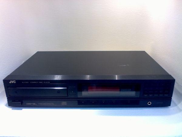 JVC Compact Disc Player XL-V333BK