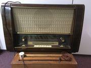 Antikes Radio Siemens Super G51
