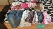 Mädchenkleidung 122-128