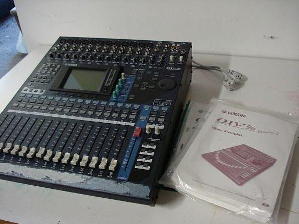 Yamaha 01V96 Version 2 Digital
