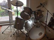 Schlagzeug Drumset Komplettset Pearl EXX725BR