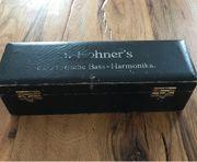 Hohners Bass Harmonika
